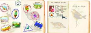 Libro de viajes Lands Care