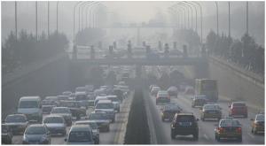 En muchas ciudades del mundo se vulneran las directrices sobre contaminación atmosférica de la OMS