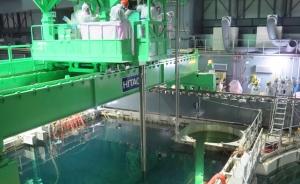 Retirada del combustible gastado del edificio del reactor 4 en la central nuclear de Fukushima