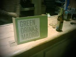 greendrinks madrid