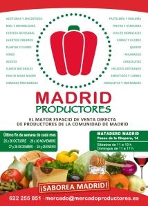 Cartel de MadridProductores