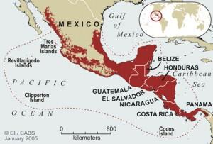 Países que forman parte de CBM