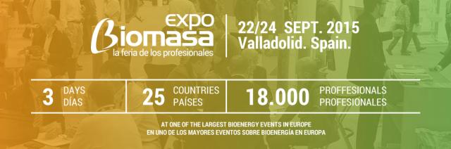 Expobiomasa 2015